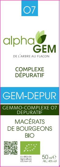 Gem-Depur 50 ml ALPHAGEM