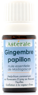 Gingembre Papillon ASTERALE